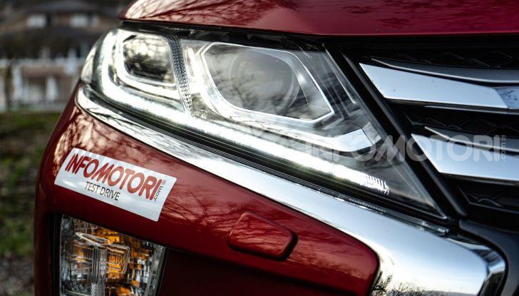Prova Mitsubishi Eclipse Cross 2018, il SUV Coupé dello Shinobi - Foto 16 di 39