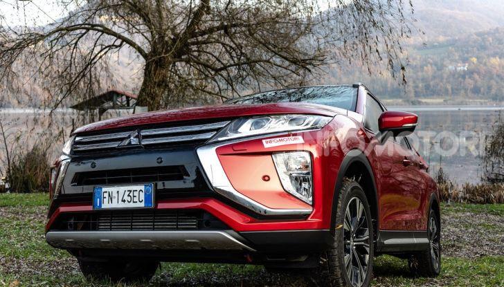 Mitsubishi Eclipse Cross: in arrivo la versione diesel da 2.2 litri - Foto 18 di 39