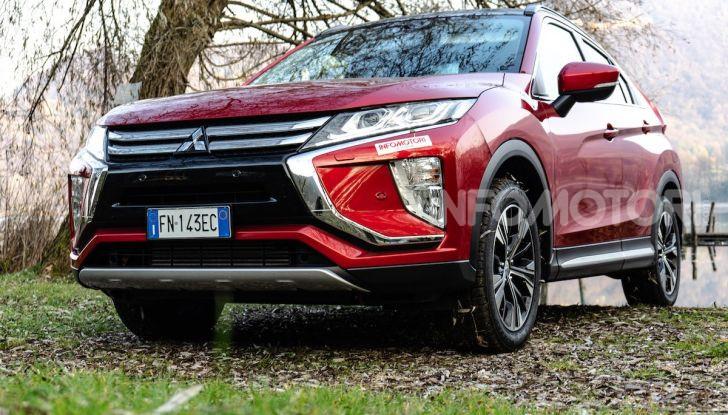 Mitsubishi Eclipse Cross: in arrivo la versione diesel da 2.2 litri - Foto 21 di 39