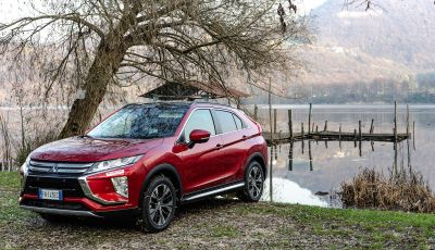 Prova Mitsubishi Eclipse Cross 2018, il SUV Coupé dello Shinobi
