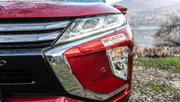 Mitsubishi Eclipse Cross: in arrivo la versione diesel da 2.2 litri - Foto 27 di 39