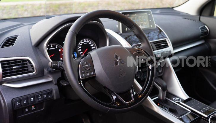 Mitsubishi Eclipse Cross: in arrivo la versione diesel da 2.2 litri - Foto 36 di 39