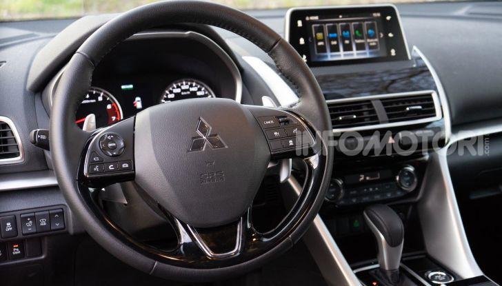 Mitsubishi Eclipse Cross: in arrivo la versione diesel da 2.2 litri - Foto 37 di 39