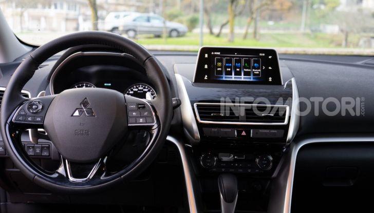 Mitsubishi Eclipse Cross: in arrivo la versione diesel da 2.2 litri - Foto 38 di 39