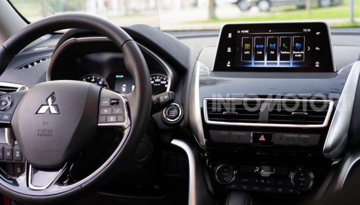 Mitsubishi Eclipse Cross: in arrivo la versione diesel da 2.2 litri - Foto 39 di 39