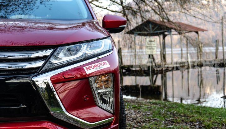 Mitsubishi Eclipse Cross: in arrivo la versione diesel da 2.2 litri - Foto 7 di 39