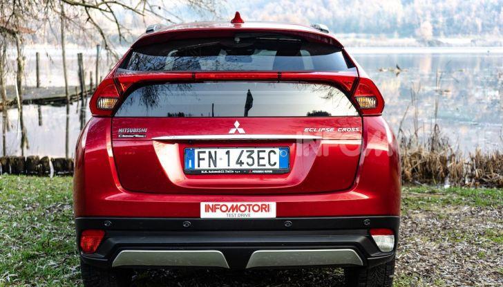 Mitsubishi Eclipse Cross: in arrivo la versione diesel da 2.2 litri - Foto 11 di 39