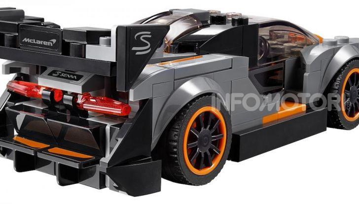 LEGO Speed Champions: la McLaren Senna in vendita a 14.99€ - Foto 2 di 6