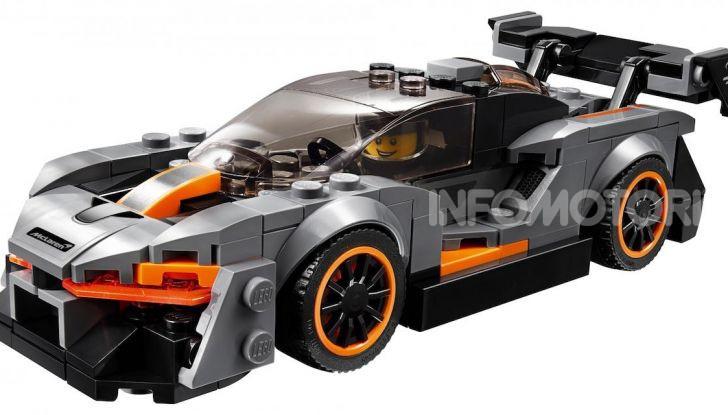 LEGO Speed Champions: la McLaren Senna in vendita a 14.99€ - Foto 3 di 6