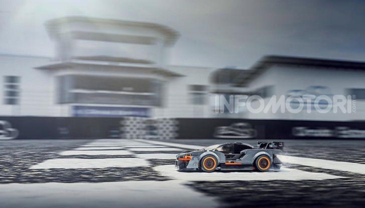 LEGO Speed Champions: la McLaren Senna in vendita a 14.99€ - Foto 1 di 6