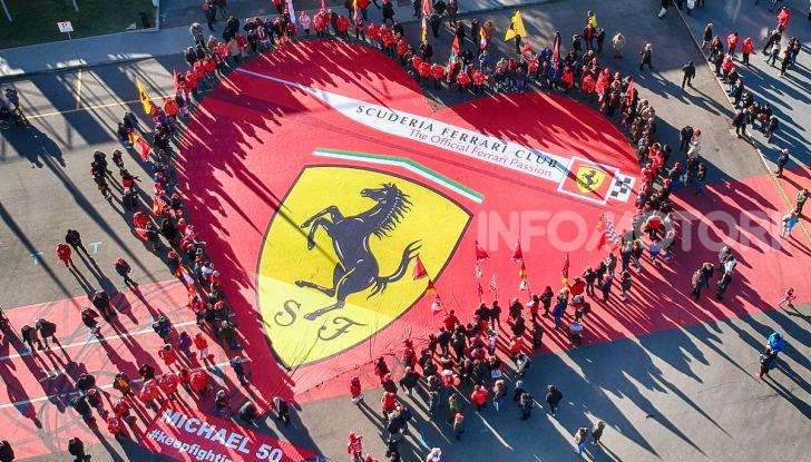 Michael 50, la mostra dedicata a Michael Schumacher - Foto 2 di 15