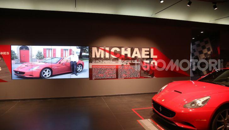 Michael 50, la mostra dedicata a Michael Schumacher - Foto 10 di 15