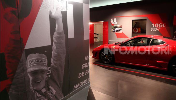 Michael 50, la mostra dedicata a Michael Schumacher - Foto 12 di 15
