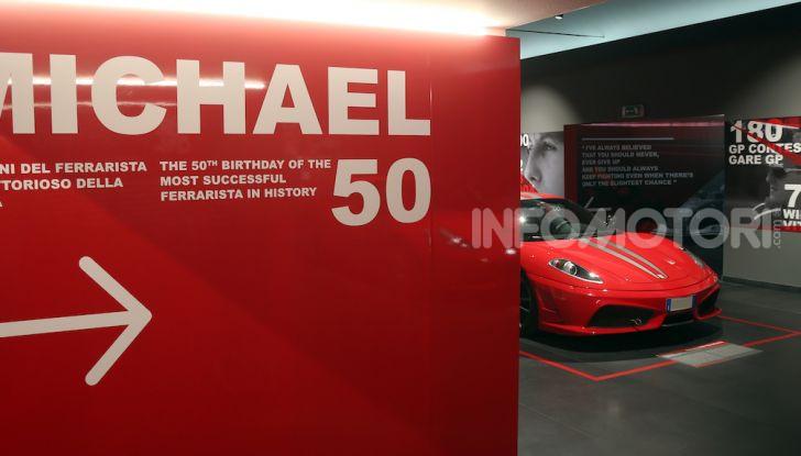 Michael 50, la mostra dedicata a Michael Schumacher - Foto 13 di 15