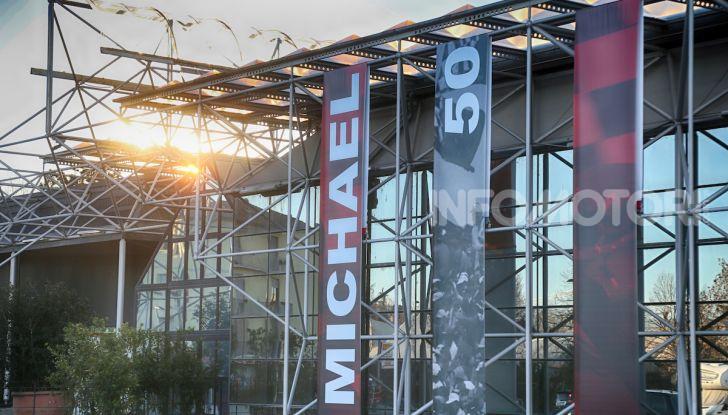 Michael 50, la mostra dedicata a Michael Schumacher - Foto 15 di 15
