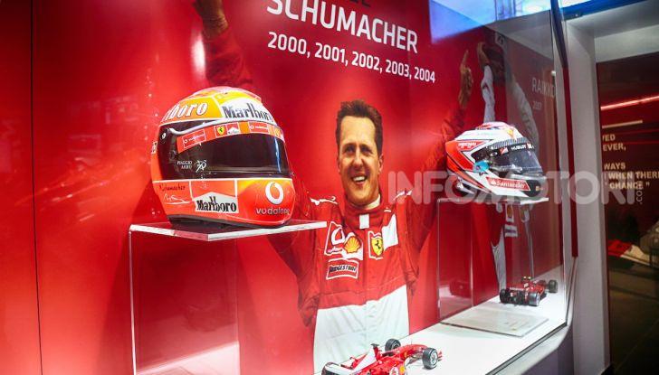 Michael 50, la mostra dedicata a Michael Schumacher - Foto 1 di 15