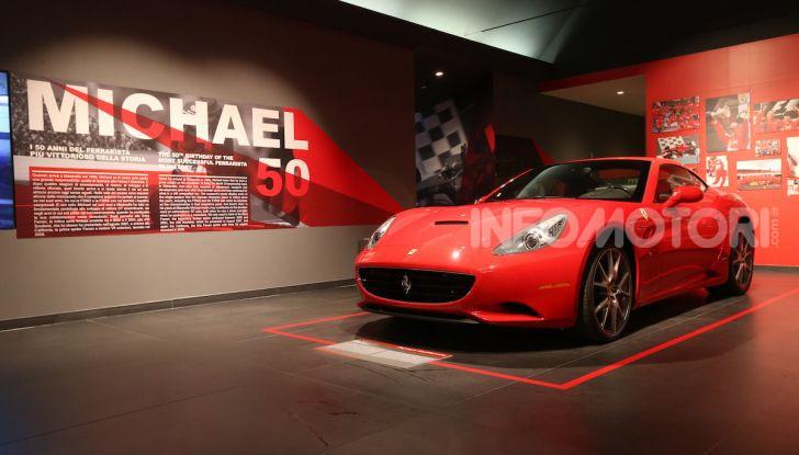 Michael 50, la mostra dedicata a Michael Schumacher - Foto 8 di 15