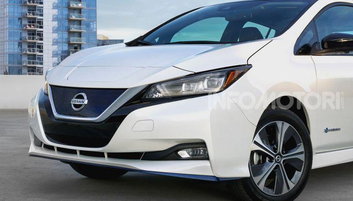 Nissan Leaf 3.Zero, nuova versione da 42.080€ - Foto 2 di 16