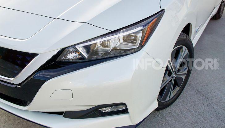 Nissan Leaf 3.Zero, nuova versione da 42.080€ - Foto 16 di 16