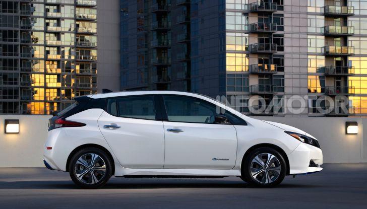 Nissan Leaf 3.Zero, nuova versione da 42.080€ - Foto 4 di 16