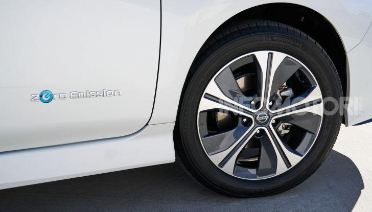Nissan Leaf 3.Zero, nuova versione da 42.080€ - Foto 7 di 16