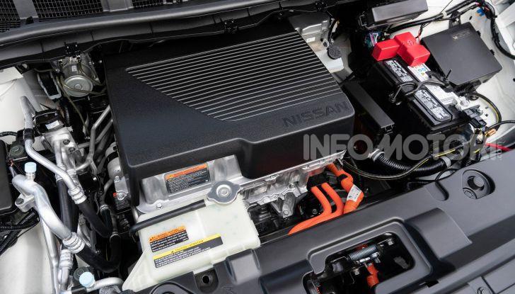 Nissan Leaf 3.Zero, nuova versione da 42.080€ - Foto 8 di 16