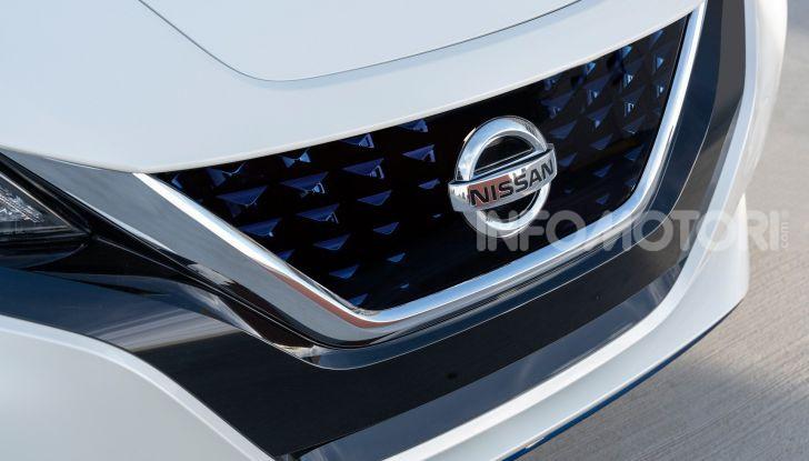 Nissan Leaf 3.Zero, nuova versione da 42.080€ - Foto 11 di 16