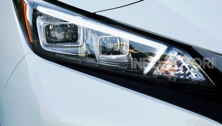Nissan Leaf 3.Zero, nuova versione da 42.080€ - Foto 12 di 16