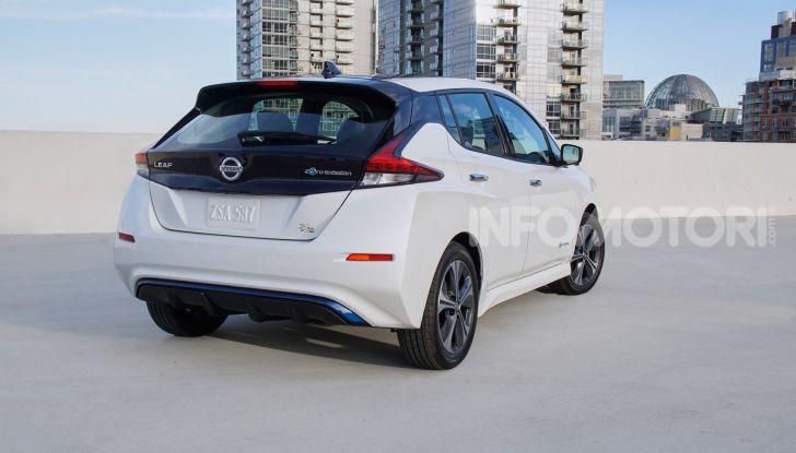 Nissan Leaf 3.Zero, nuova versione da 42.080€ - Foto 3 di 16