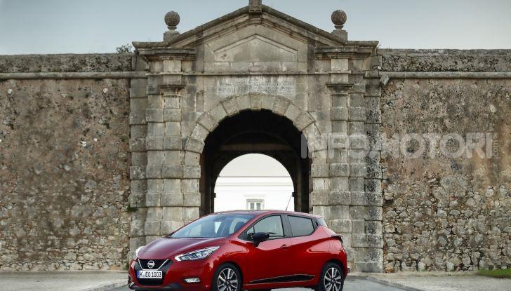 Nuova Nissan Micra 2019: cambio automatico X-Tronic e più sportività - Foto 20 di 40