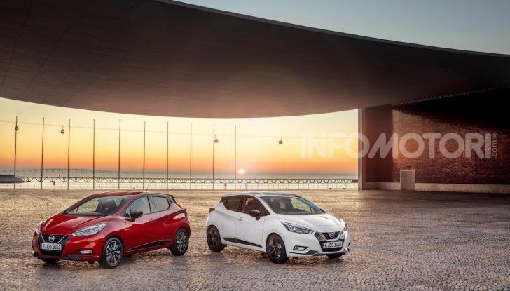 Nuova Nissan Micra 2019: cambio automatico X-Tronic e più sportività - Foto 31 di 40