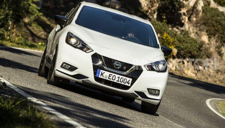 Nuova Nissan Micra 2019: cambio automatico X-Tronic e più sportività - Foto 33 di 40