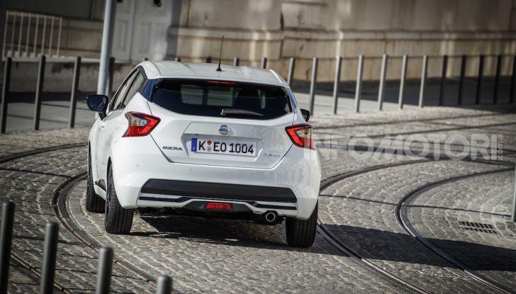 Nuova Nissan Micra 2019: cambio automatico X-Tronic e più sportività - Foto 34 di 40