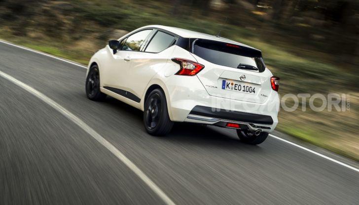 Nuova Nissan Micra 2019: cambio automatico X-Tronic e più sportività - Foto 35 di 40