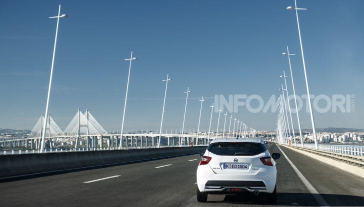 Nuova Nissan Micra 2019: cambio automatico X-Tronic e più sportività - Foto 36 di 40
