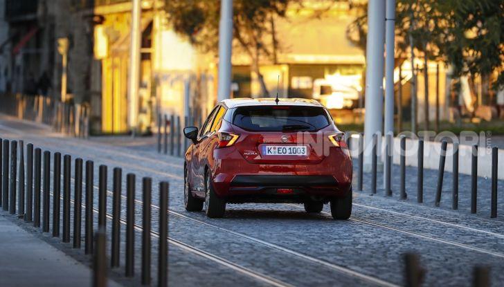 Nuova Nissan Micra 2019: cambio automatico X-Tronic e più sportività - Foto 21 di 40