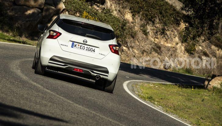 Nuova Nissan Micra 2019: cambio automatico X-Tronic e più sportività - Foto 37 di 40