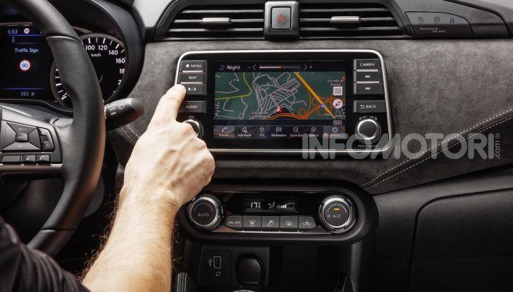 Nuova Nissan Micra 2019: cambio automatico X-Tronic e più sportività - Foto 38 di 40