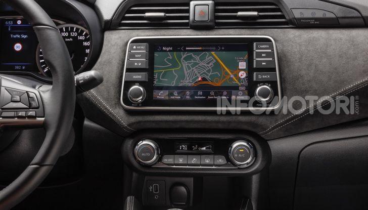 Nuova Nissan Micra 2019: cambio automatico X-Tronic e più sportività - Foto 39 di 40