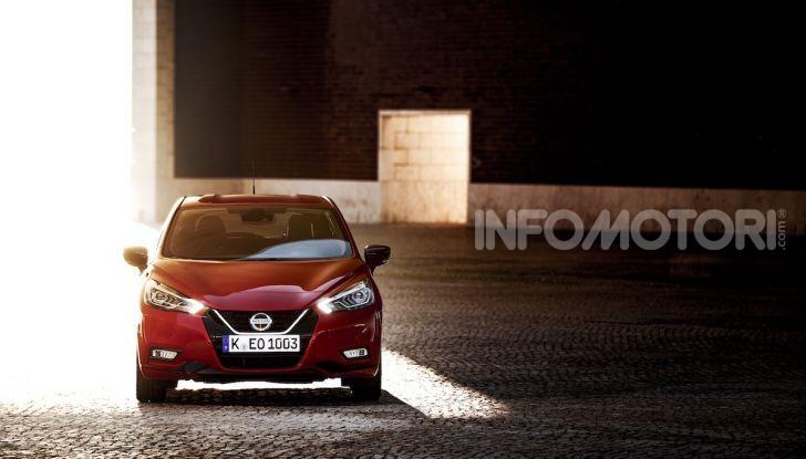 Nuova Nissan Micra 2019: cambio automatico X-Tronic e più sportività - Foto 22 di 40
