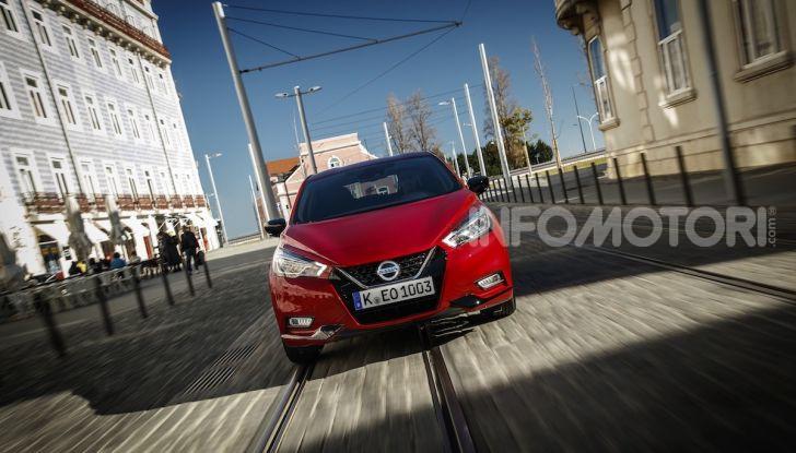 Nuova Nissan Micra 2019: cambio automatico X-Tronic e più sportività - Foto 24 di 40