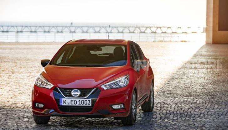Nuova Nissan Micra 2019: cambio automatico X-Tronic e più sportività - Foto 27 di 40