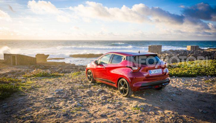 Nuova Nissan Micra 2019: cambio automatico X-Tronic e più sportività - Foto 1 di 40