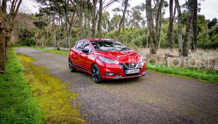 Nuova Nissan Micra 2019: cambio automatico X-Tronic e più sportività - Foto 10 di 40
