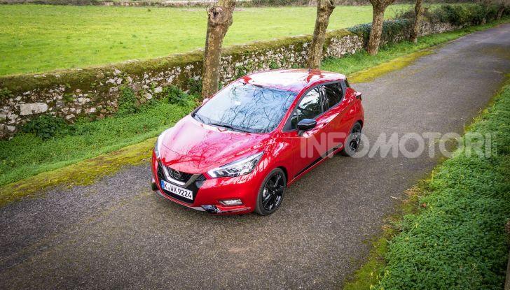 Nuova Nissan Micra 2019: cambio automatico X-Tronic e più sportività - Foto 11 di 40
