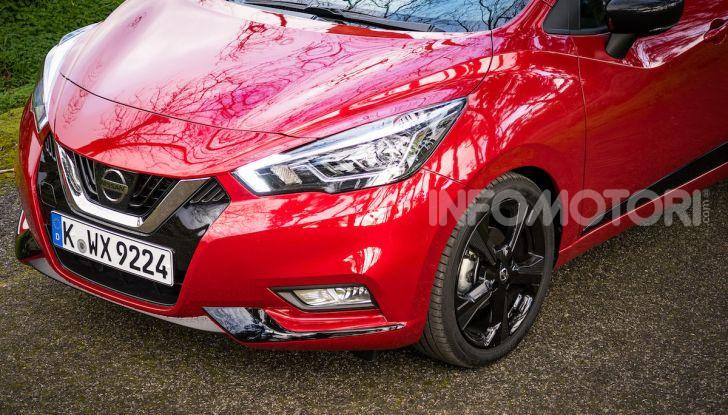 Nuova Nissan Micra 2019: cambio automatico X-Tronic e più sportività - Foto 12 di 40