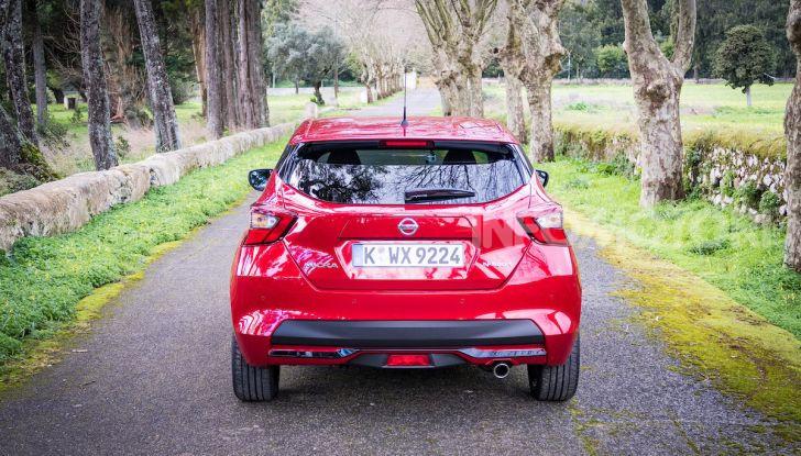 Nuova Nissan Micra 2019: cambio automatico X-Tronic e più sportività - Foto 15 di 40