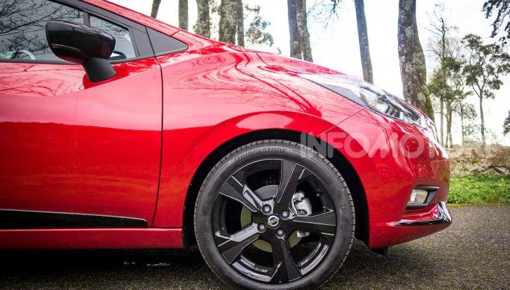 Nuova Nissan Micra 2019: cambio automatico X-Tronic e più sportività - Foto 18 di 40