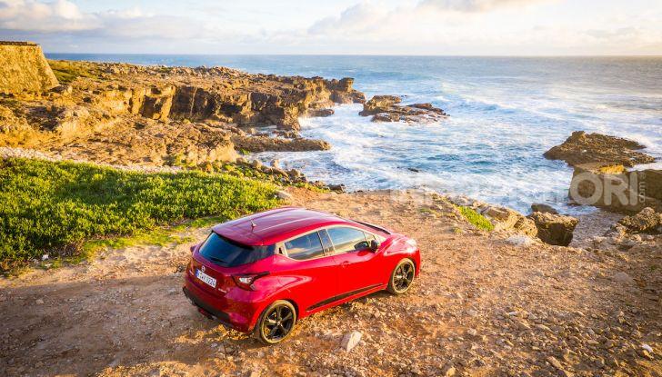Nuova Nissan Micra 2019: cambio automatico X-Tronic e più sportività - Foto 3 di 40