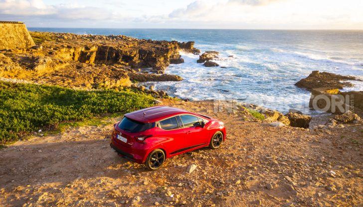 Nuova Nissan Micra 2019: cambio automatico X-Tronic e più sportività - Foto 4 di 40
